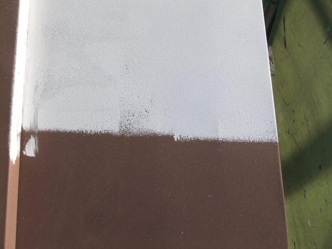 屋根 遮熱処理