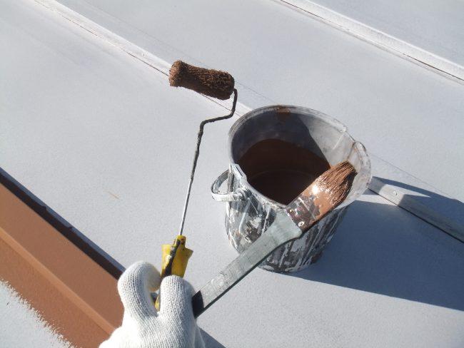 屋根 ダメ込み