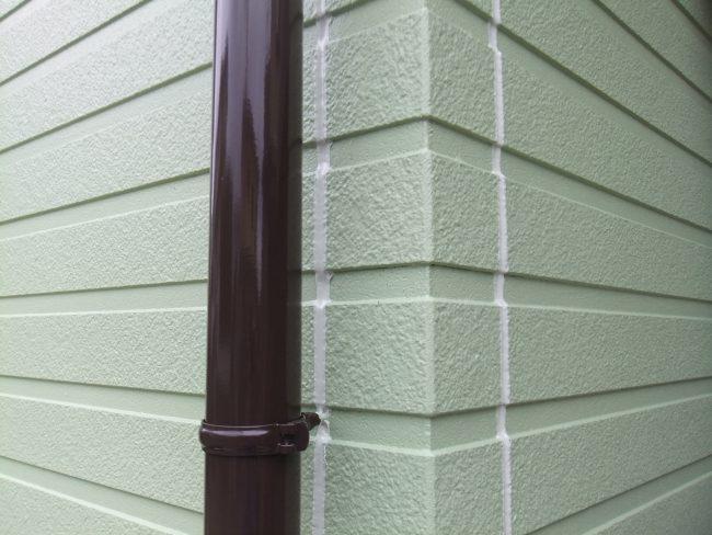 塗装後 雨樋