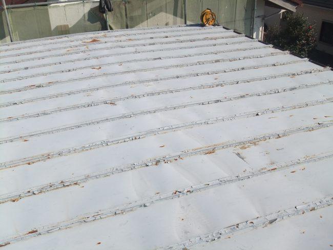 塗装前 屋根