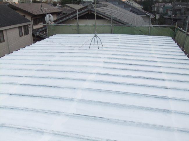 サビ止め 屋根