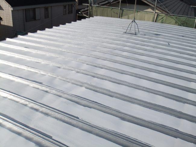 ダメ込み 屋根