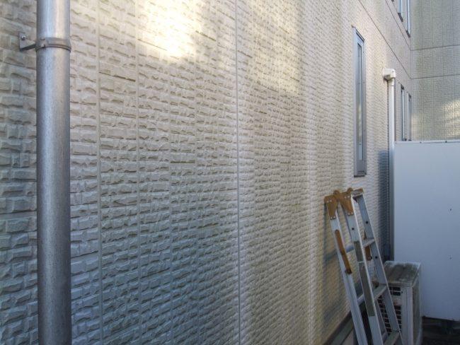 外壁 洗浄前