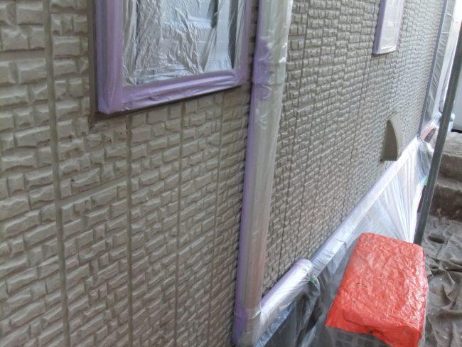 外壁 洗浄後