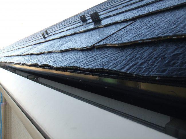 屋根 水切り
