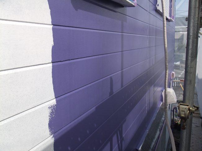壁 中塗り