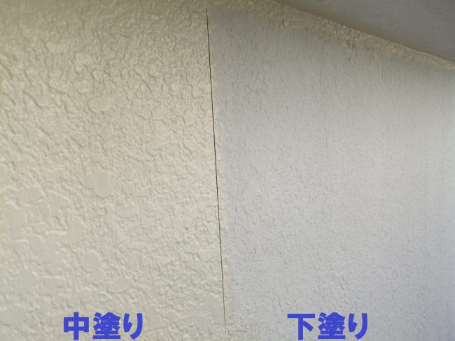 2階モルタル