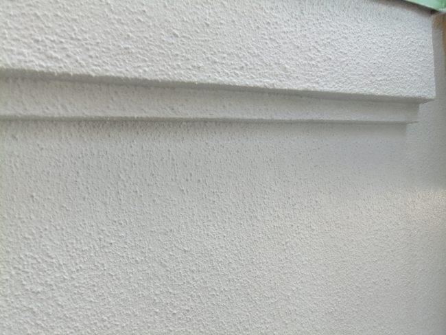 壁 下塗り後