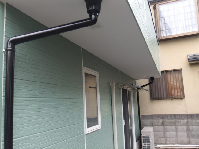 外壁 塗装前